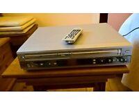 LG DVD/VHS Player