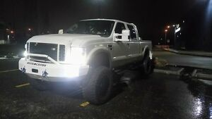 2008 king ranch f350 6.4- diesel - TRADE? 25-30k value Edmonton Edmonton Area image 1
