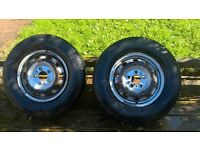 Ducato / relay / boxer wheels with tyres