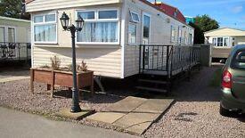 Caravan for hire in Skegness