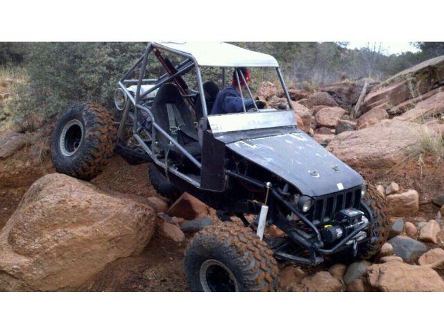 Suzuki : Samurai Rock Crawler Buggy Tube Chassis Offroad Truggy caged crawl rollbar