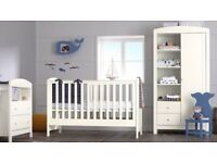 Mothercare padstow changing unit and wardrobe
