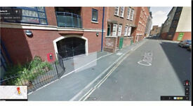 Parking space for rent short and long term in Bristol City Centre