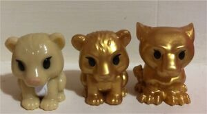Woolworths ooshies: The Lion King- *Super Rare* NALA SET!