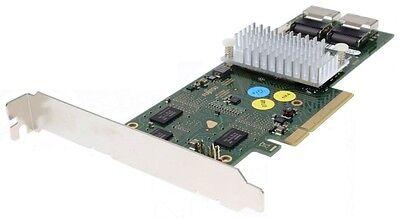 Fujitsu D2607-A21 SAS/S-ATA PCIe RAID Controller // RAID 1, 0, 10
