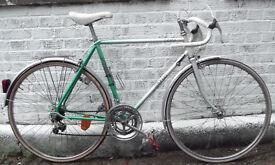 Vintage road bike GITANE Made in France size frame 22 serviced warranty Welcome for test ride
