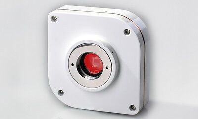 1.5 Mp 1270x1030 Super Cmos Black White Microscope Digital Camera 4 Dark Field