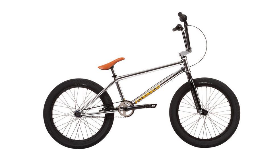 "2020 FIT BIKE CO TRL 21 CHROME COMPLETE BMX BIKE 21"" BIKES"