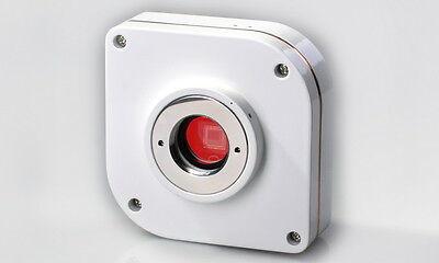 1.5 Mp Super Cmos Color Usb Microscope Digital Camera System For Dark Field