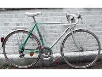 French Vintage Racing bike GITANE frame 22inch - serviced - warranty - Welcome for test ride