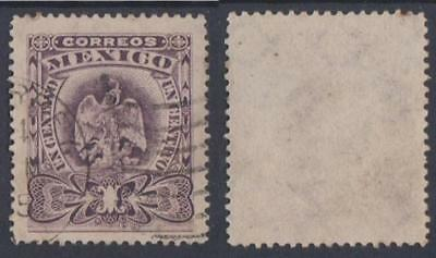 *MEXICO*   Sg. 276,    1899,   Coat of Arms,  1c,    Used