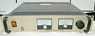 Glassman 50kv El Power Supply Psel50p00.b