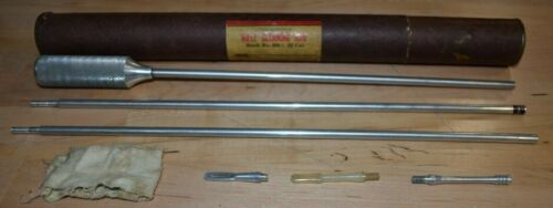 Vintage Rifle Duraluminum Cleaning Rod Stock No. 600-1.30 Cal. #1641