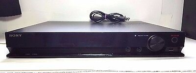 Sony HBD-DZ175 DVD Home Theater System Receiver - Record to USB - Main Unit Only
