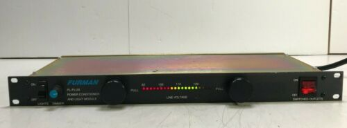 Furman Pl Plus Power Conditioner - Needs Bulbs #1