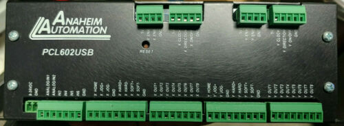 Anaheim Automation PCL602USB Stepper Motor Controller