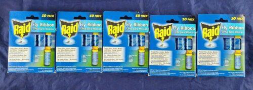 Raid FR10-RAID Raid® Fly/Bug Catcher 10 Count (5 Pack)