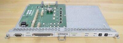 Infinera Mtc 9 Iop 800 0673 001 Io Panel For Mtc9 9 Slot Metro Transport Chassis