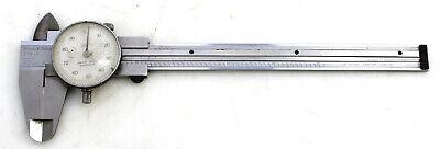 Brown Sharpe 579-1 Shockproof Dial Caliper Gauge Swiss Made