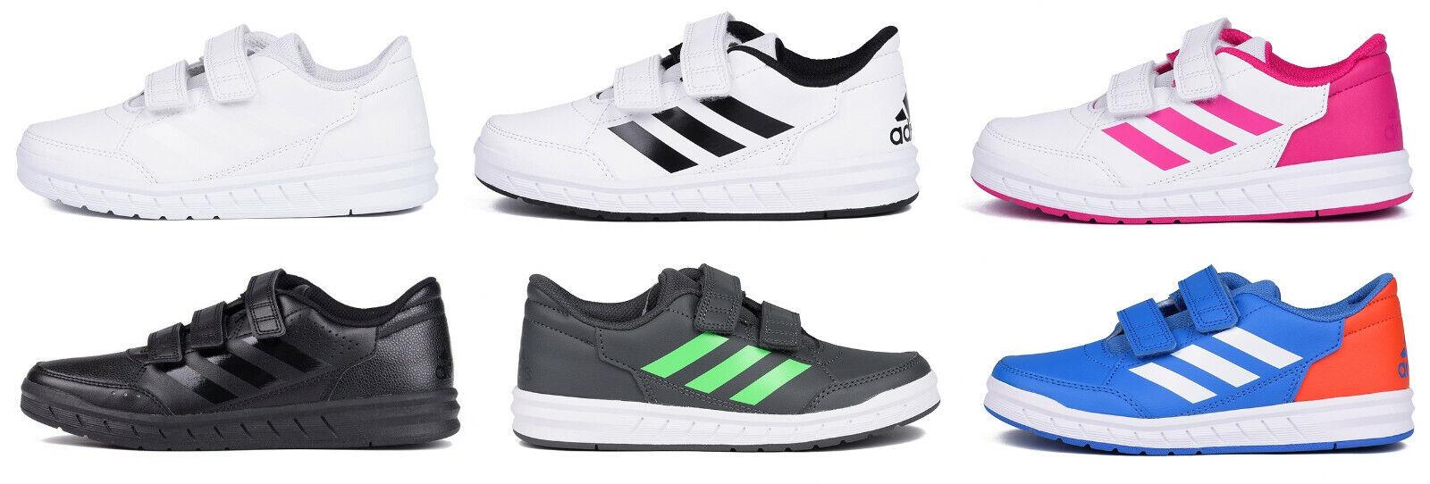 Adidas Kinder Alta Sport Sneaker Jungen Sportschuhe