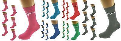 Mens Wedding Coloured Socks in Various Bridal Titles Groom Usher etc X6N875-881 - Usher In Wedding