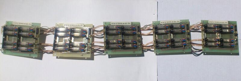 48-tube KIT IV-6 IV6 ИВ6 Nixie Era VFD Vacuum Flouresc Tubes Clock 6-board DG12M