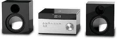 GPX HC225B Stereo Home Music System with CD Player & AM/FM T