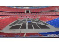 Anthony Joshua v Wladimir Klitschko x1 Ticket - Great Seats!!