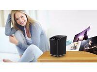 Panasonic wireless bluetooth speaker ethernet spotify wifi SC-ALL2EB-K + SH-ALL1C Network Player