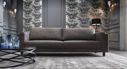 Brand new Nick Scali 3 seater (not seated yet) at bargain price West Ryde Ryde Area Preview