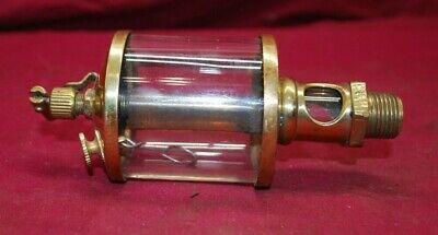 Lavigne Brass Drip Oiler 12 Npt Gas Engine Motor Op10.1