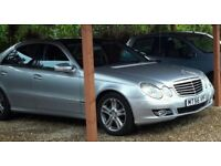 MERCEDES E320 CDI Avantgarde Silver Arrow BEAUTIFUL CAR, MUST GO - BARGAIN * £3595*