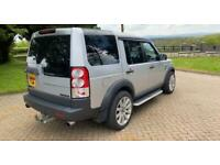 Land Rover discovery 3 with 4 facelift