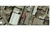 1900-3200 sq/ft secure warehouse, prime location, easy access drive in and out, alarm , city centre