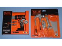 'Black & Decker' Electronic Drill & Tools (new)