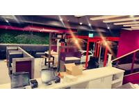 takeaway Pizza/ burger chef wanted delivery driver wanted!