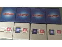 4 Gateway 3DS Cartridges
