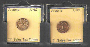 ARIZONA-039-1-039-COPPER-SALES-TAX-TOKEN-BRILLIANT-UNCIRCULATED-1930s