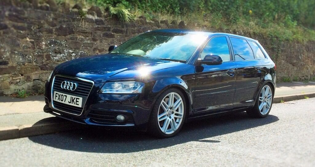 audi a3 3 2 v6 quattro s line sportback facelift not mk4 mk5 golf r32 s3 gti in stoke on. Black Bedroom Furniture Sets. Home Design Ideas