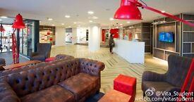 Studio to rent in Vita Student House Southampton