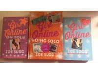 Girl Online Zoe Sugg/ Zoella books