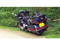 HONDA GOLDWING 1500 SE (2000, Full Spec, Accident FREE, MINT condition & loads of Accessories)
