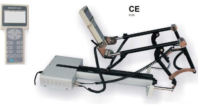 New Continuous Passive Motion therapy (CPM) from HMS R&D Machine ngk