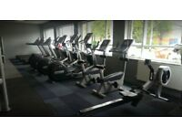 Precor Gym Equipment Cardio Suite Treadmills CrossTrainers Bikes Rower (3 years old great condition)