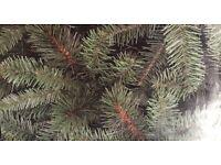 7ft 6 Christmas tree