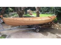 Shearwater boat