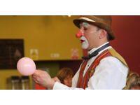 Event Organisation | Children Birthday Parties | Clown Hire | Balloon Decoration