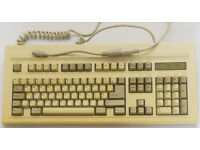 NTC 6153EA mechanical keyboard with Alps switches