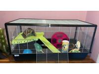 Savic Plaza Hamster Cage (pending collection)
