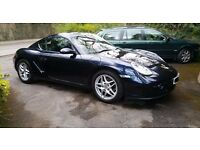 Porsche Cayman (07) 2.7l - Midnight Blue (Immaculate)